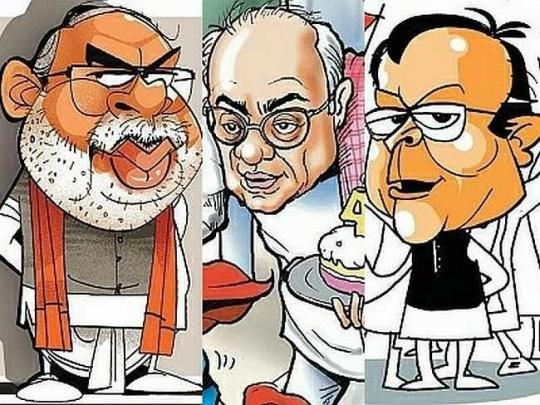Jaitley Repaying Modi's Debt by Attacking Katju: Digvijay Singh