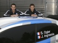 Sebastien Ogier Takes Charge in Rally of Sweden