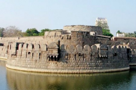 4 Must-Visit Forts in Tamil Nadu