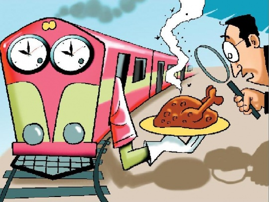Rail Budget 2013: 8 Funniest Demands