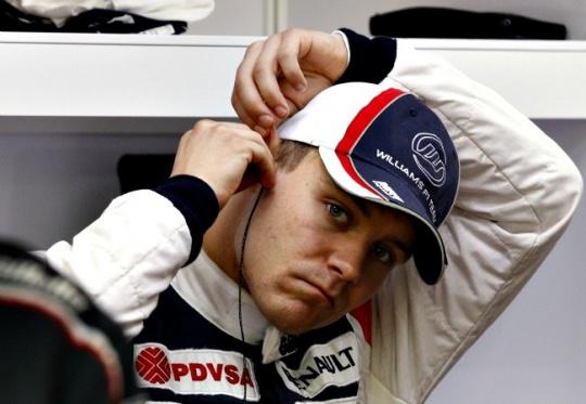 Valtteri Bottas (Williams-Renault)