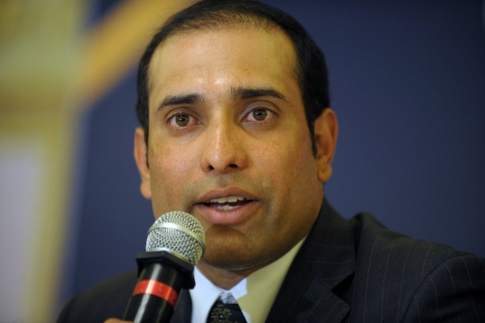 VVS Laxman Gets Ready for New Avatar