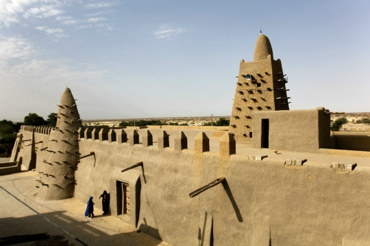 Unesco to Help Protect Mali's Heritage