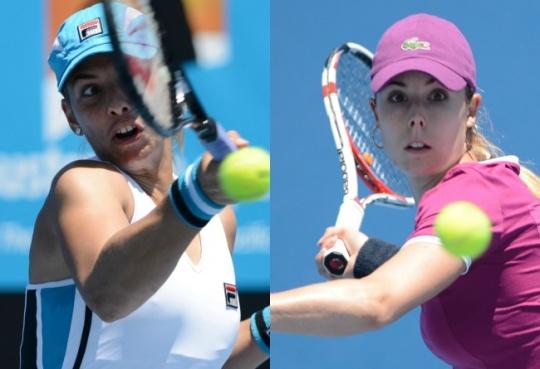 Alize Cornet vs Marina Erakovic