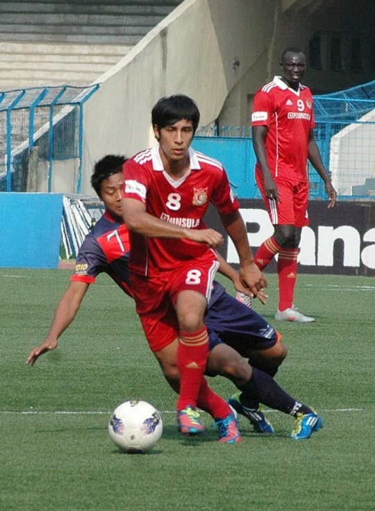 Japanese Flavour in Indian Football Team