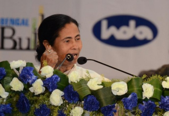 At Business Summit, Mamata Banerjee Makes Investors Sing