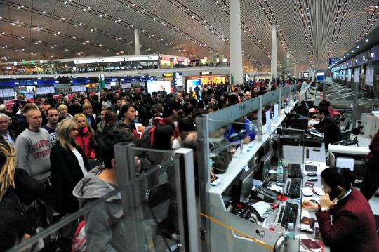 Beijing is World's Second Busiest Airport