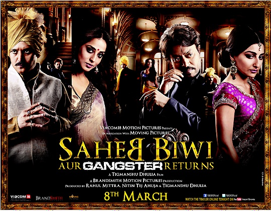 Saheb, Biwi Aur Gangster Returns