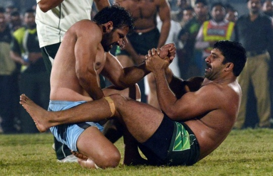 India–Pakistan Rivalry beyond Cricket