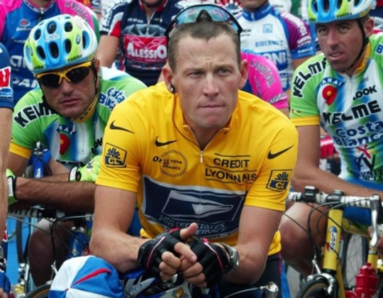 Lance Armstrong Admits: I doped
