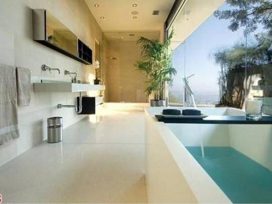 Luxury Bathroom Trends For 2013
