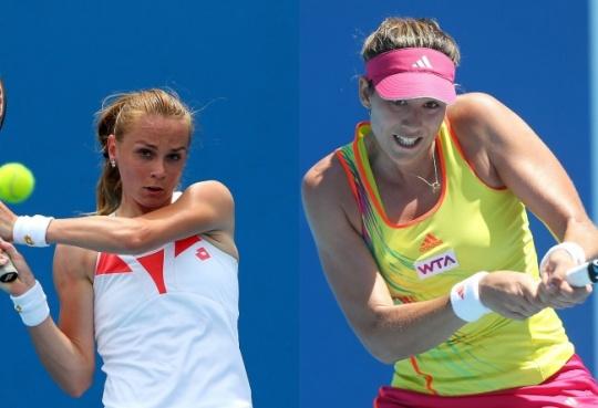 Magdalena Rybarikova vs Garbine Muguruza