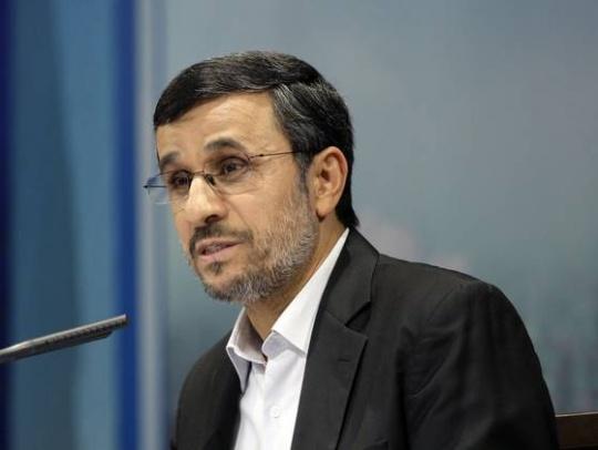 Ahmadinejad's successor