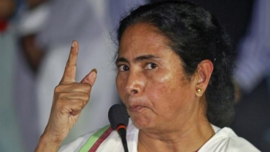 Mamata Banerjee Asks: Should I Beat Up the PM?