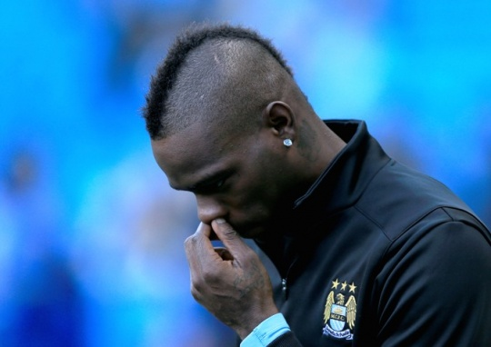 Berlusconi brands Balotelli 'rotten apple'