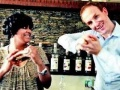Time Judge (right) teaches Borivaliresident Beena Noronha how to use a shaker at Yellow Tree, Bandra