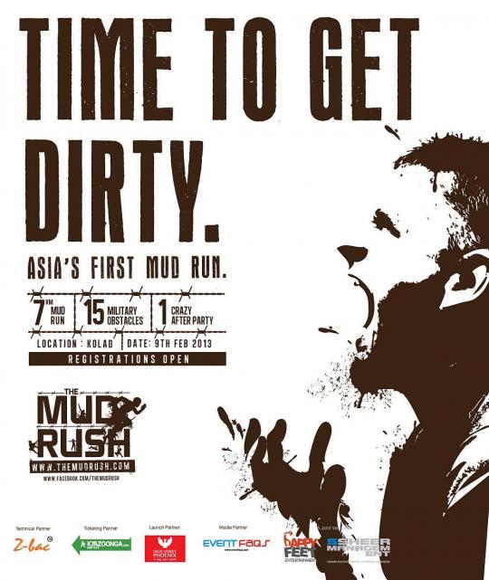 Mud-Rush