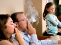 Passive Smoking Heightens Dementia Risk