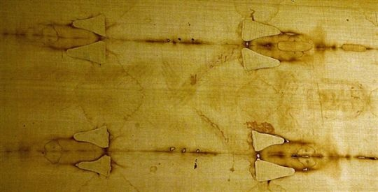 Race 2 Shroud of turin