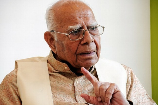 Modi is 100% Secular, Best PM Candidate: Jethmalani