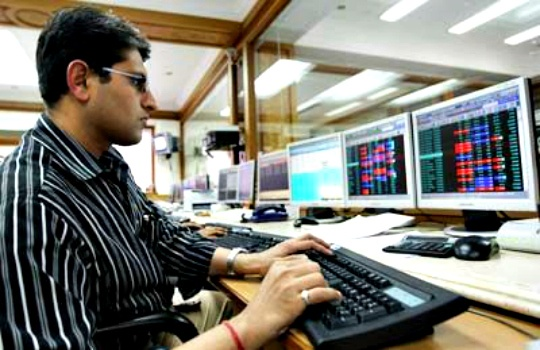 Sensex Breaches 20,000-Mark After Two Years
