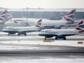 Snow Grounds Flights Across Europe