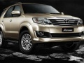 Toyota Launches Fortuner Automatic at Rs. 22.33 lakh
