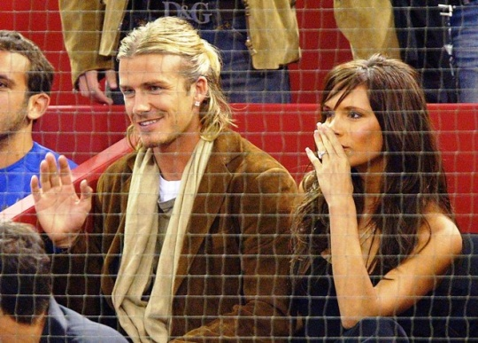 Punishment for Posh and Becks?