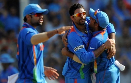 Team India Grabs No. 1 Spot in ODI