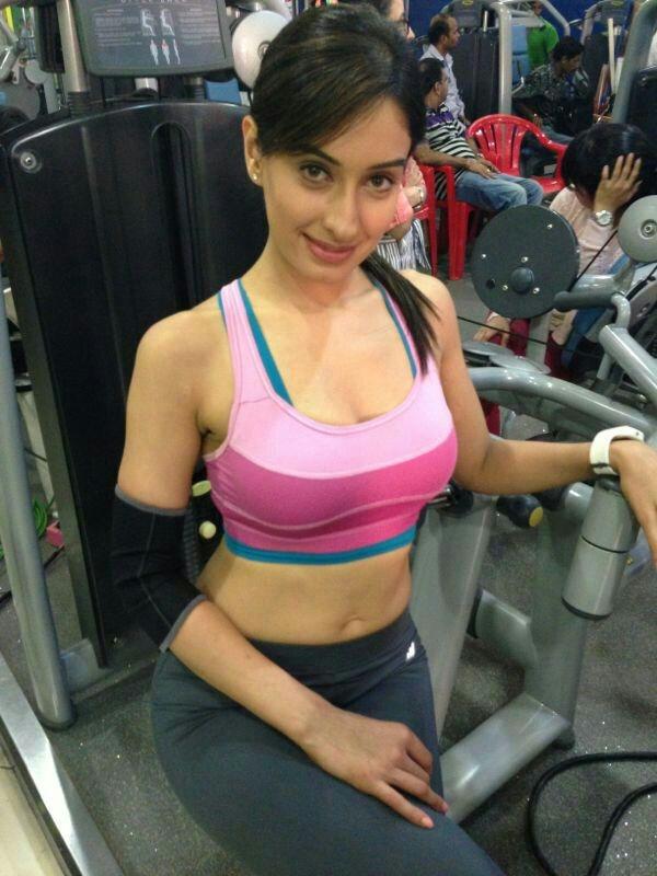 Hot Body: Newbie Tanya Mallik Shares Her Perfect Body Secrets
