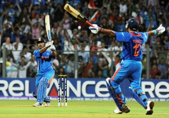 91* vs Sri Lanka at Mumbai, 2011