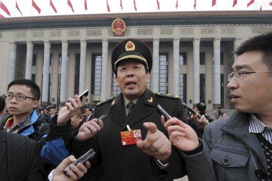 Major General Luo Yuan