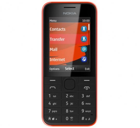 Nokia 207, 208