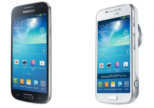 Samsung Galaxy S4 Mini and Zoom Main Article