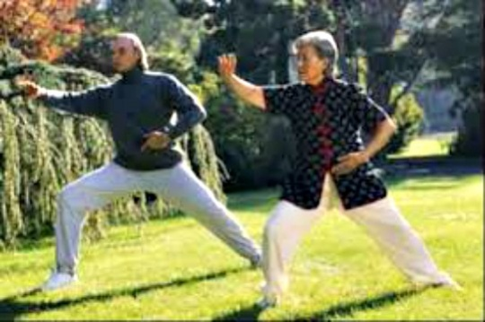 Tai Chi More Effective than Yoga?
