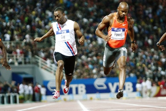 Tyson Gay, Asafa Powell Fail Dope Tests