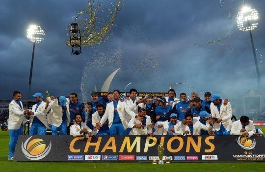 Bye Bye Champions Trophy