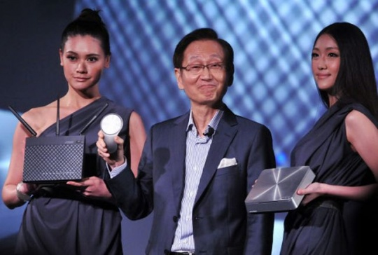 Asus unveils a slew of devices