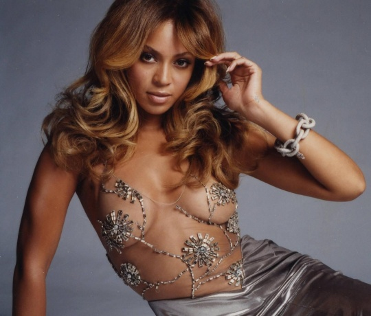Beyonce Knowles- singer, actress