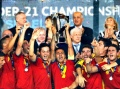 Thiago Shines as Spain Retain U-21 Title
