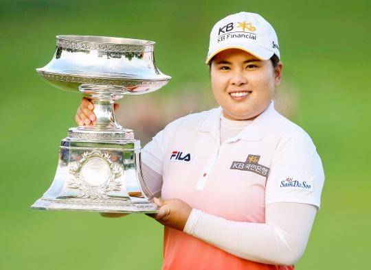 Inbee Park Wins LPGA Championship