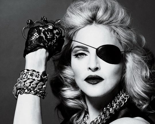 Madonna- singer