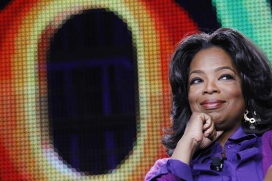 Oprah Winfrey- media mogul