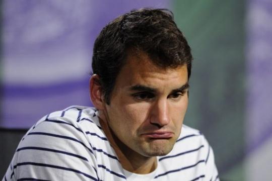 Roger Federer- tennis professional