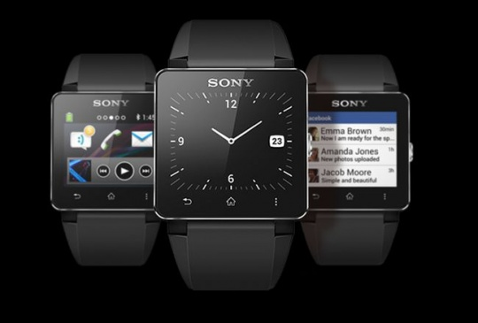 CaiTec Blog: Sony lanza Smartwatch 2