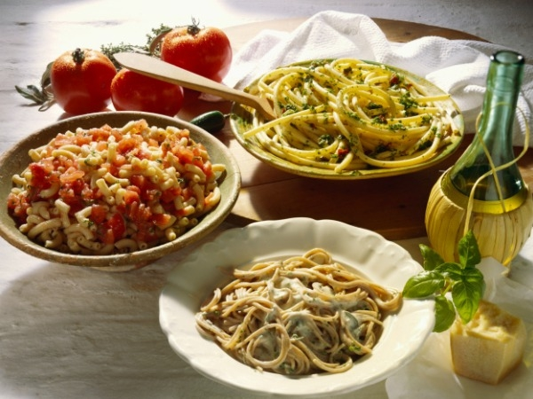 how to make healthy pasta