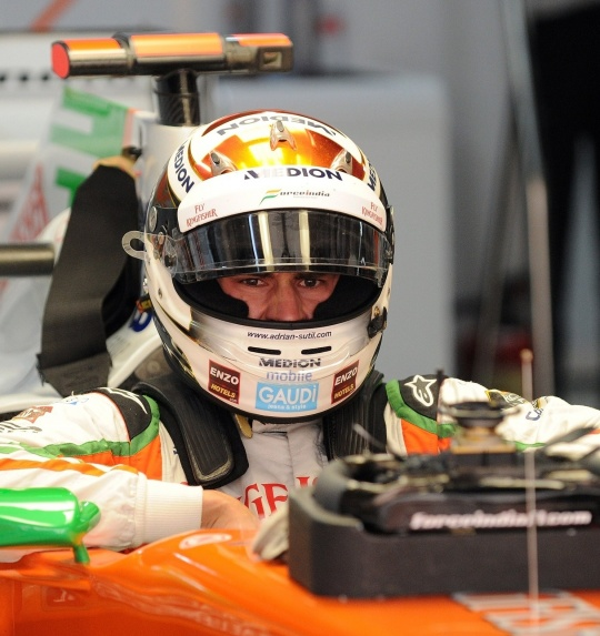Sahara Force India Happy with Bright Start