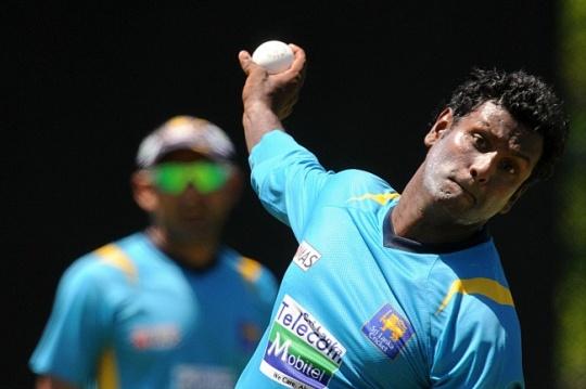 IPL 6: Angelo Mathews named captain of Pune Warriors