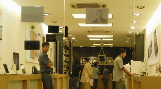 Apple to Triple Exclusive Stores in India