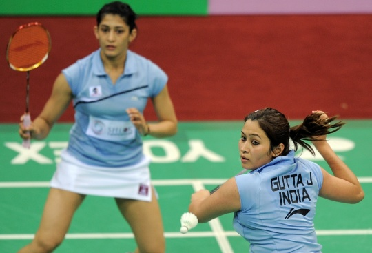 Ashwini Ponnappa Ends Partnership With Jwala Gutta